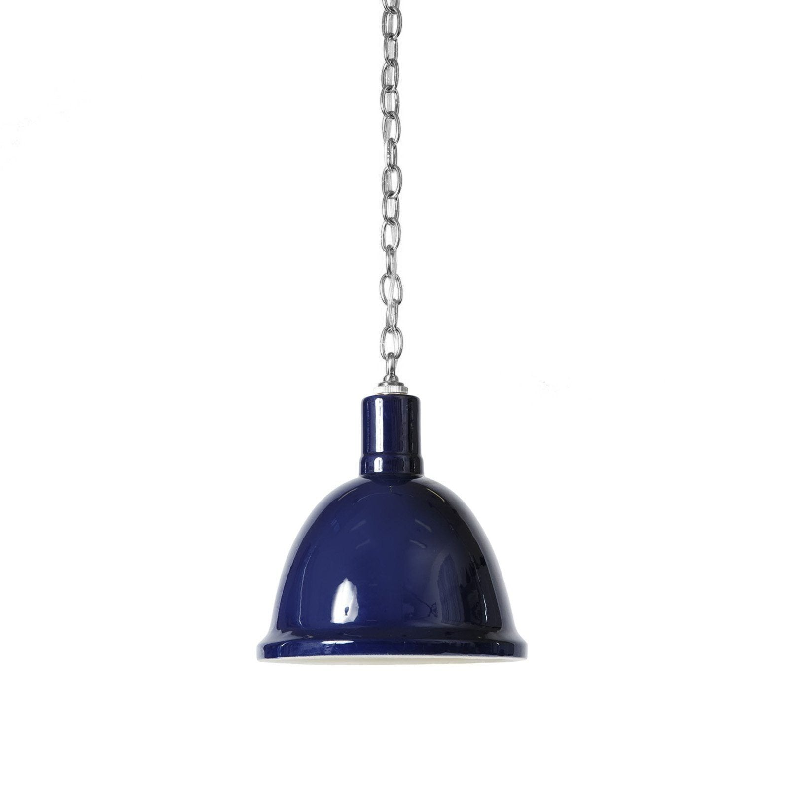 buy light black htm gold pendant dome searchlight