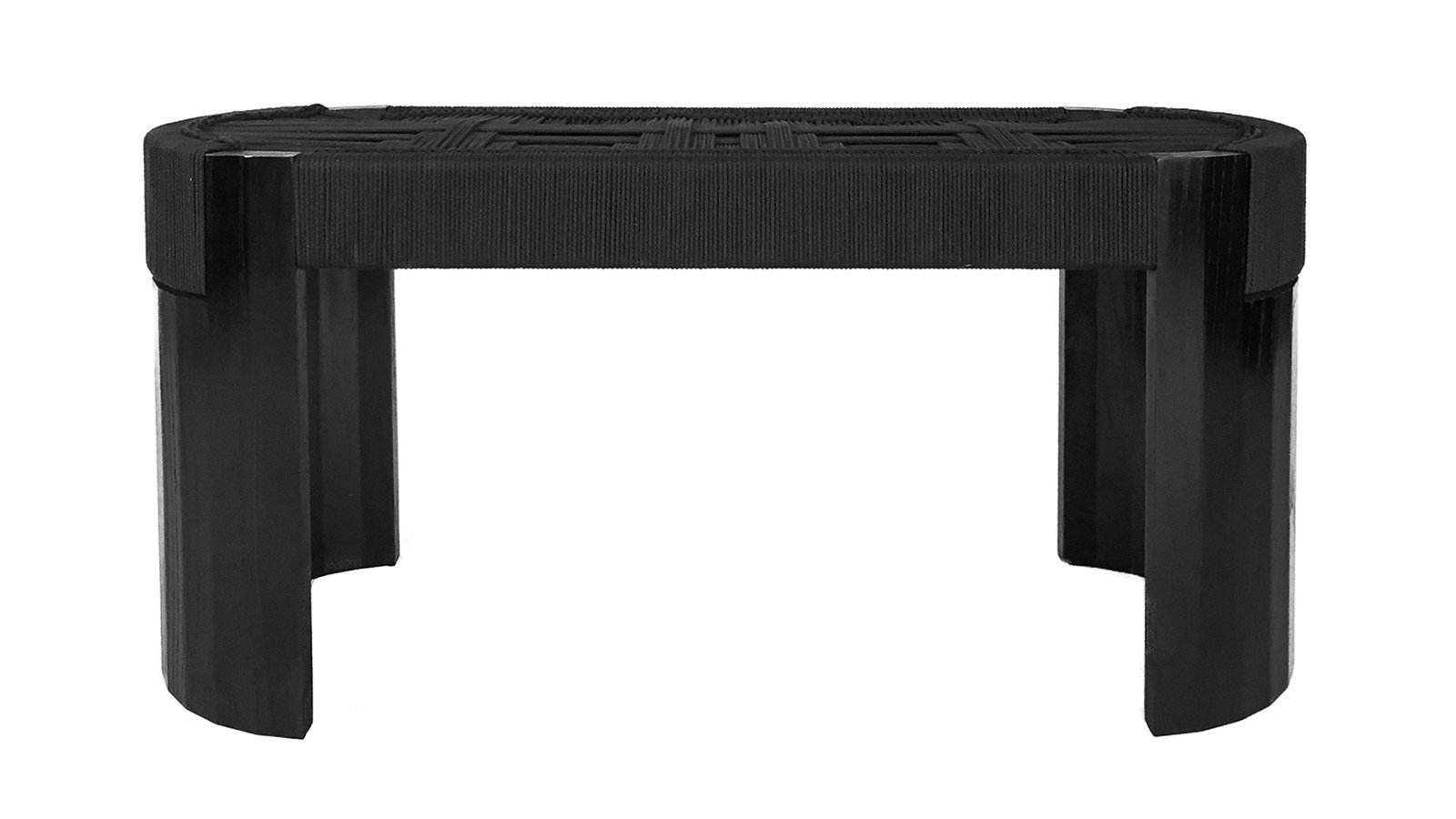 ... Occasional Seating U003e Bench   The Euclid Bench By Peg Woodworking ...
