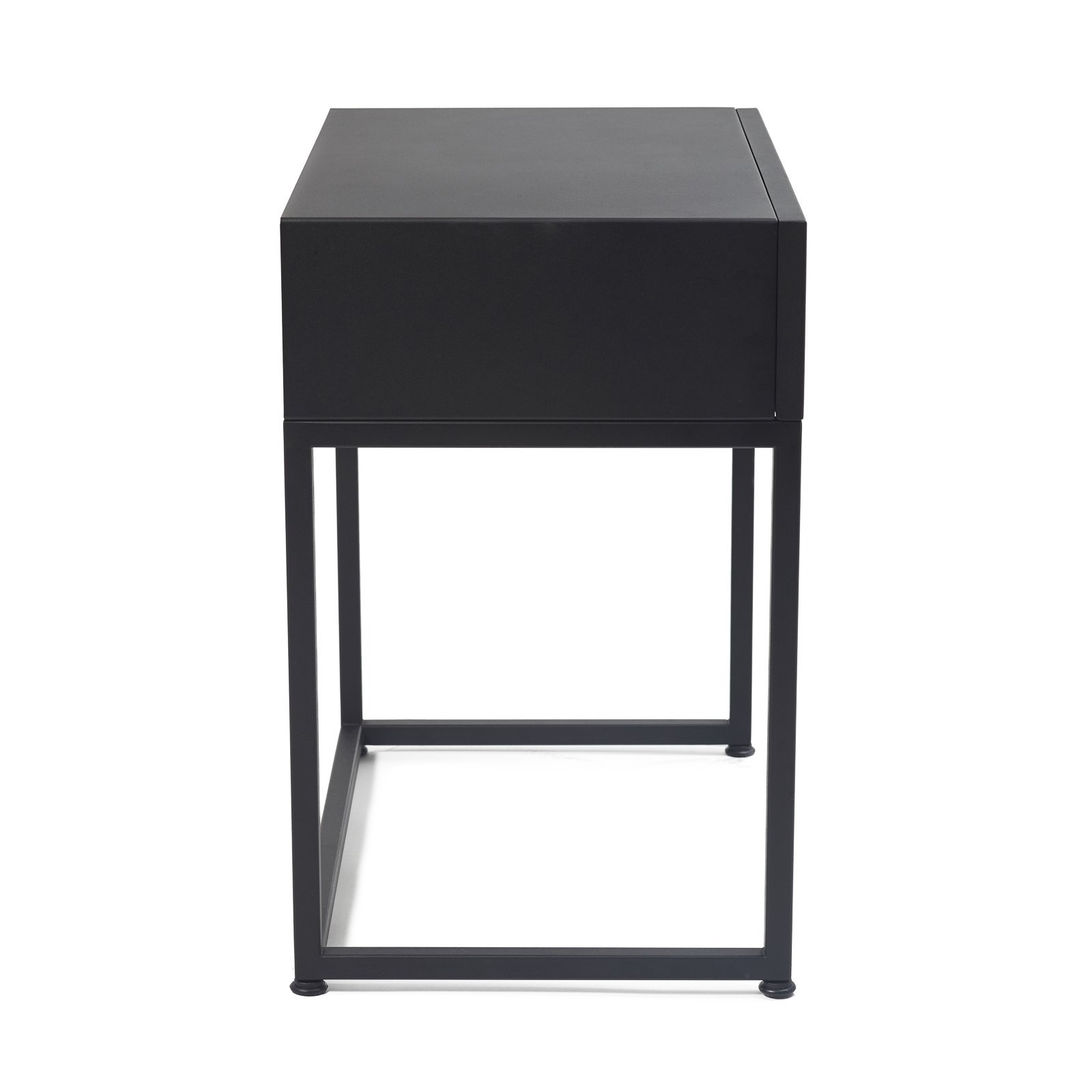 Night Stand Designs : Gramercy black bedside table by patrick cain designs