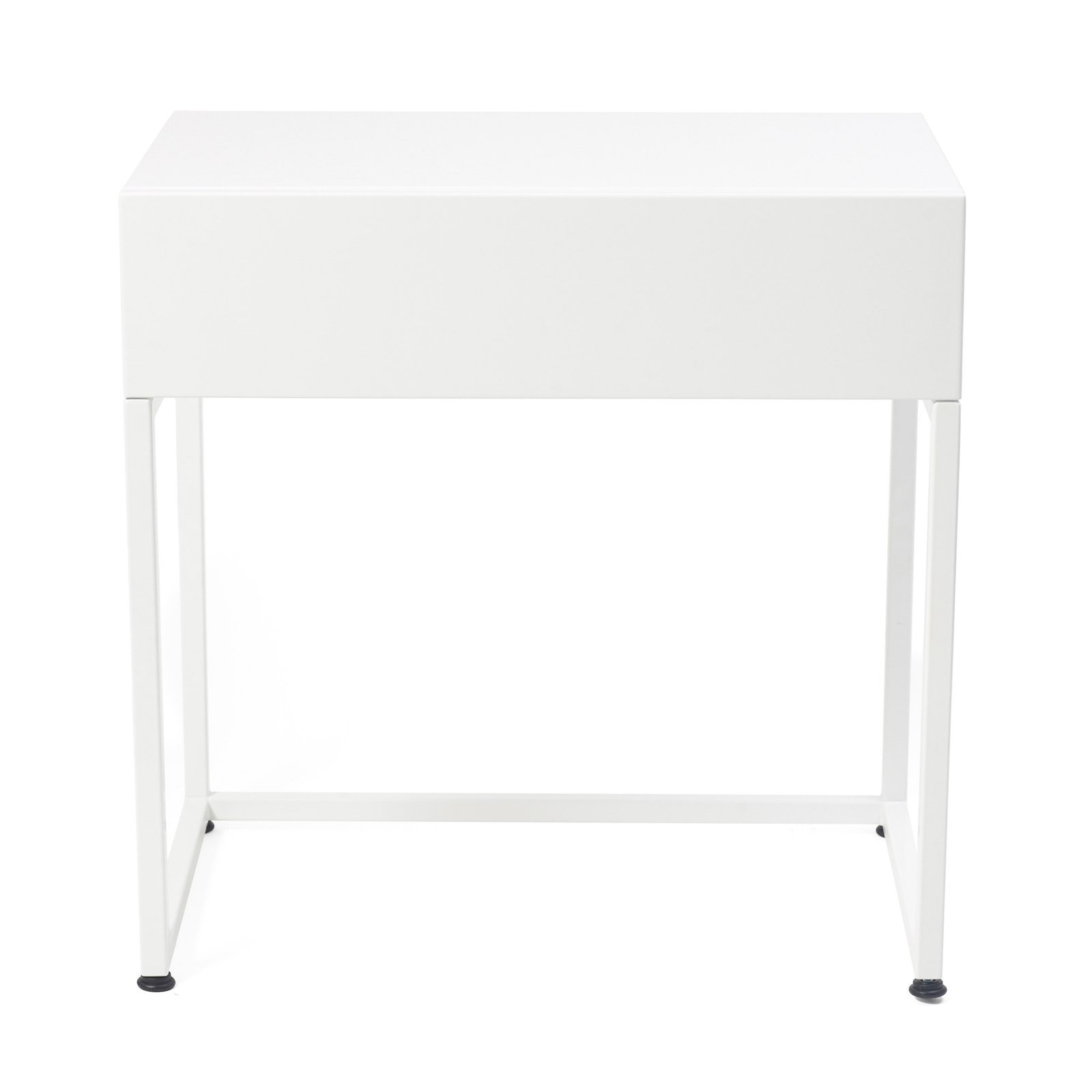 Genial ... Tables U003e Nightstand   Gramercy White Bedside Table By Patrick Cain  Designs ...