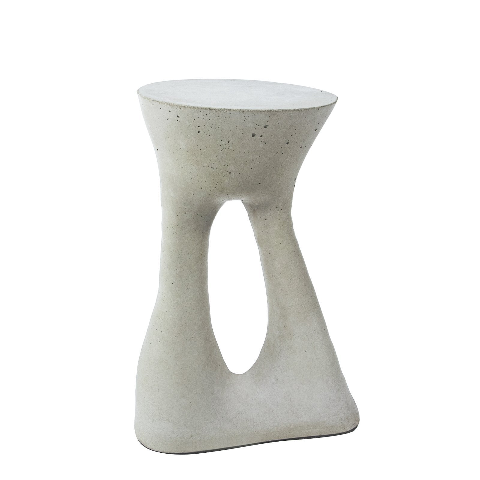 ... Tables U003e Side Table   Tall Kreten Side Table In Grey ...