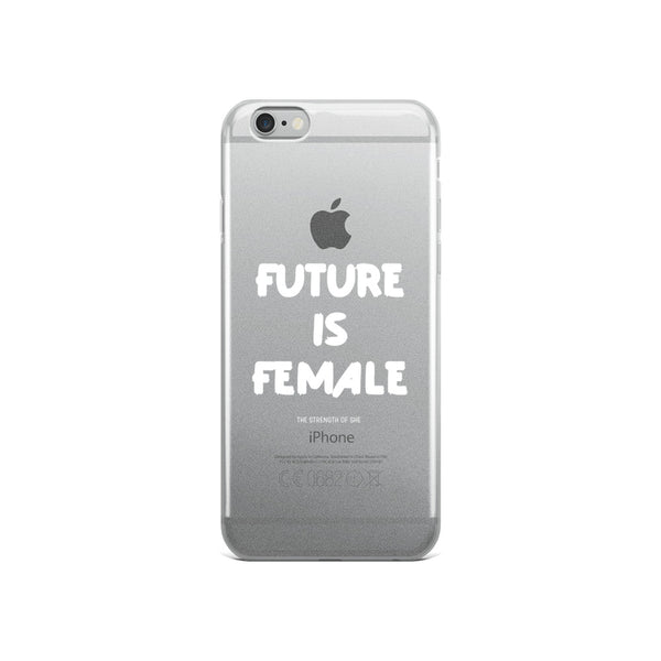 Future is Female iPhone Case