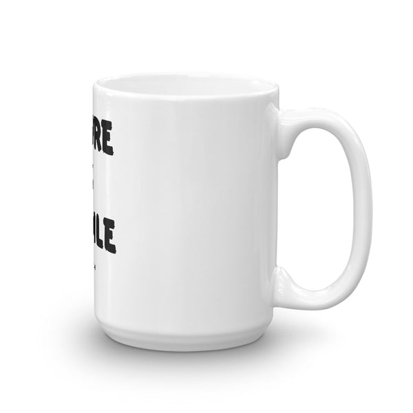 Future is Female Mug