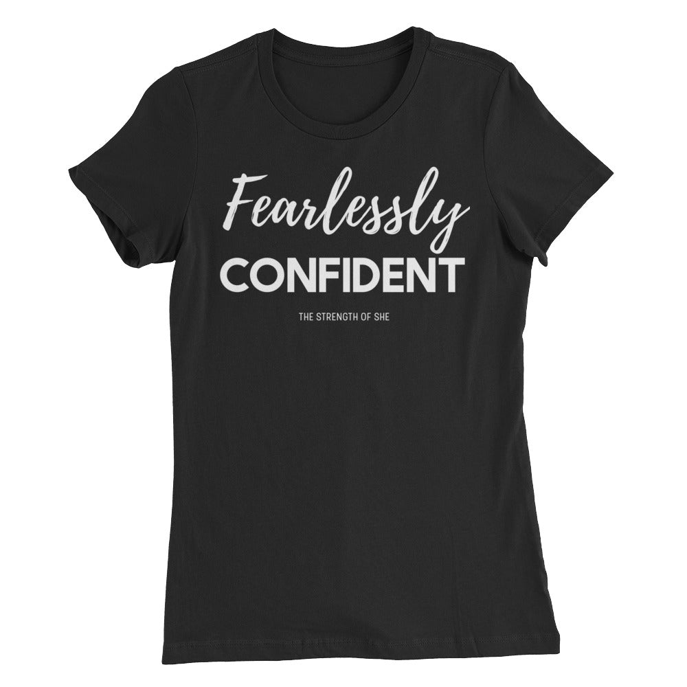 Fearlessly Confident Black