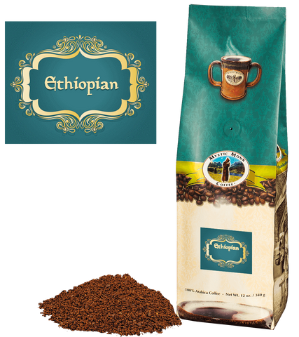 Ethiopian, Coffee - Mystic Monk Coffee