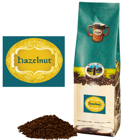 Hazelnut, Coffee - Mystic Monk Coffee