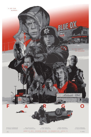 FARGO (Regular) by GABZ 8/21/2013