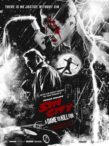 SIN CITY: A DAME TO KILL FOR by PAUL SHIPPER 8/20/2014