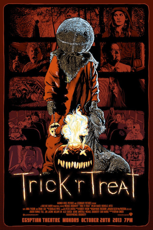 TRICK 'R TREAT (Regular) – FOSDIKE – 10/29/2013