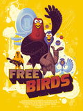 FREE BIRDS – GRAHAM ERWIN – 10/25/2013