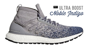 "ADIDAS ปล่อย ULTRA BOOST MID ATR ""NOBLE INDIGO"""