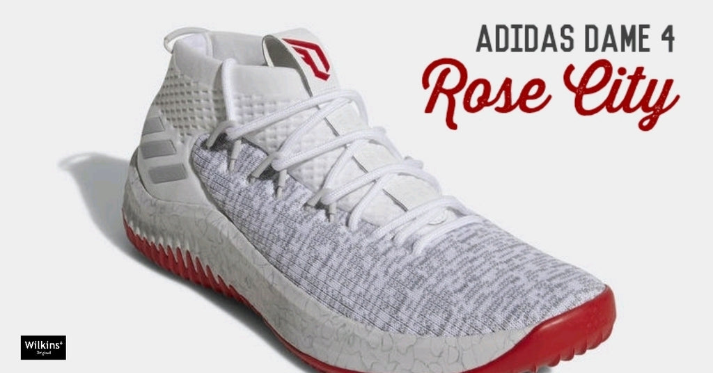 adidas ปล่อย adidas Basketball Unveils the Dame 4 สี Static และ สี Rose City