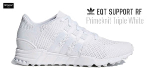 "ADIDAS ปล่อย EQT SUPPORT RF PRIMEKNIT ""TRIPLE WHITE"""