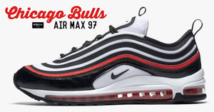 NIKE ปล่อย AIR MAX 97 ULTRA CHICAGO BULLS