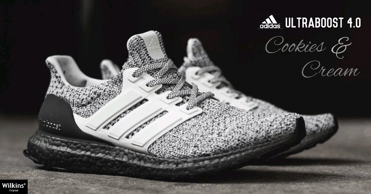 "ADIDAS ปล่อย ULTRABOOST 4.0 ""COOKIES AND CREAM"""