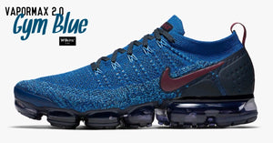 NIKE ปล่อย AIR VAPORMAX 2.0 GYM BLUE