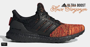 ห้ามพลาด GAME OF THRONES X ADIDAS ULTRA BOOST HOUSE TARGARYEN DRAGONS