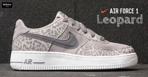 "NIKE ปล่อย AIR FORCE 1 LOW ""LEOPARD"""