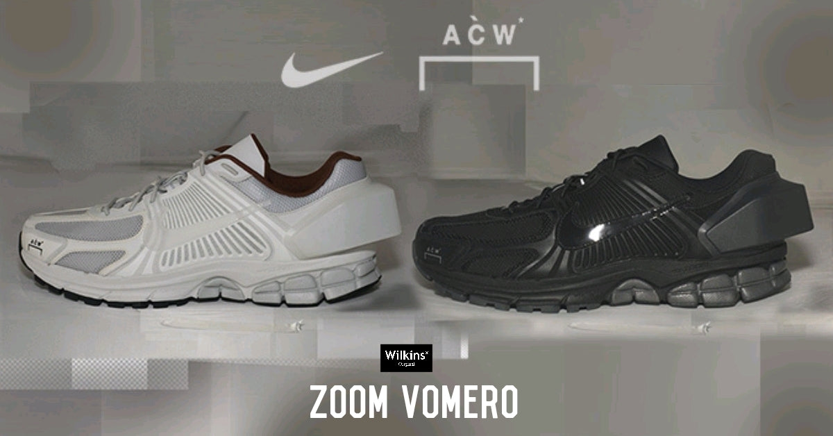 A–COLD–WALL* X NIKE ปล่อย ZOOM VOMERO 5
