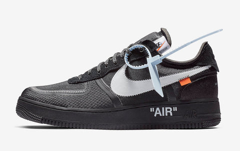 oben Off White x Nike Air Force 1