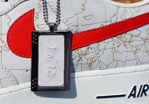 GLOBAL CITIZEN X M5 ปล่อย NIKE AIR FORCE 1 LIMITED EDITION