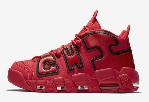 "NIKE AIR ปล่อย UPTEMPO ""CHICAGO"""