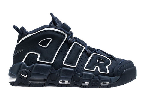 "Nike Air ปล่อย UPTEMPO ""OBSIDIAN"""