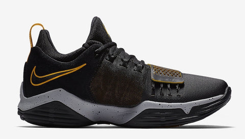 INDIANA PACERS THEMED สำหรับ NIKE PG 1