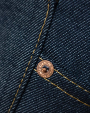 The Slim Cut in Cone Mills Denim