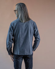 The Blue Check Work Shirt