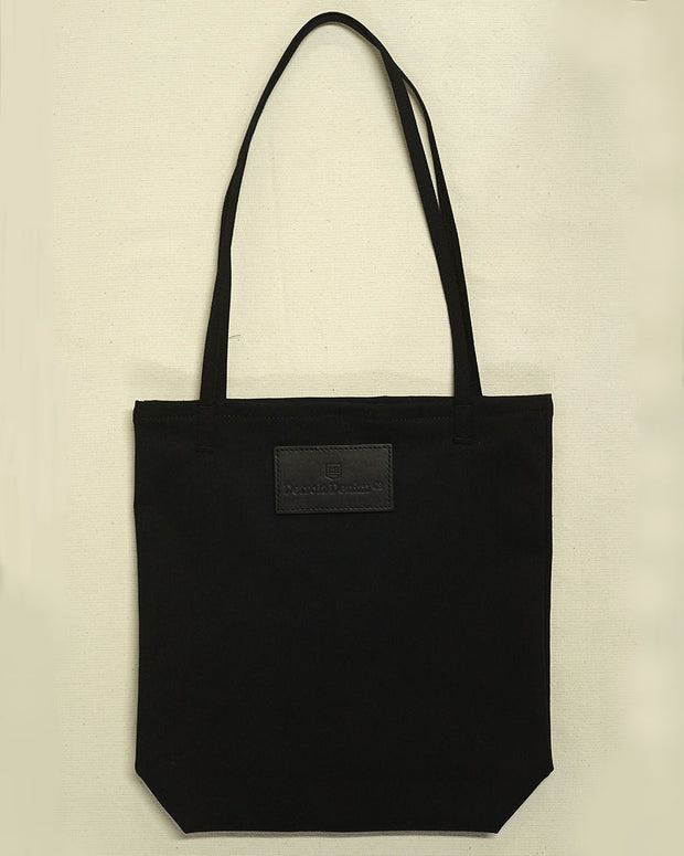 Black Basic Tote