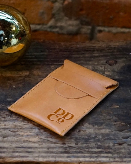 Smooth Leather Coin Pouch