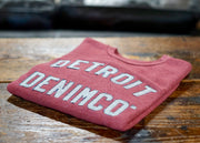 Detroit Denim Co. Crewneck Sweatshirt