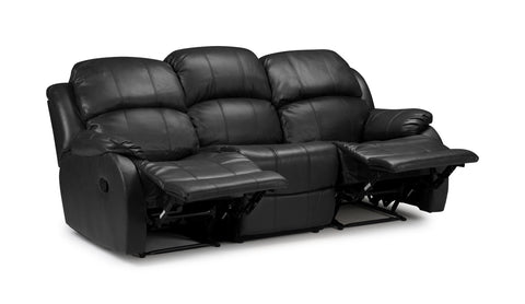 Valetta Bonded Leather Reclining Range