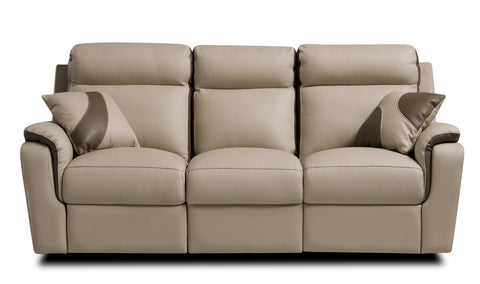 Genuine Italian Leather Sofas