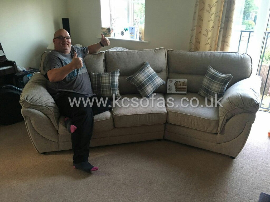 Fabric Sofas in Chesterfield
