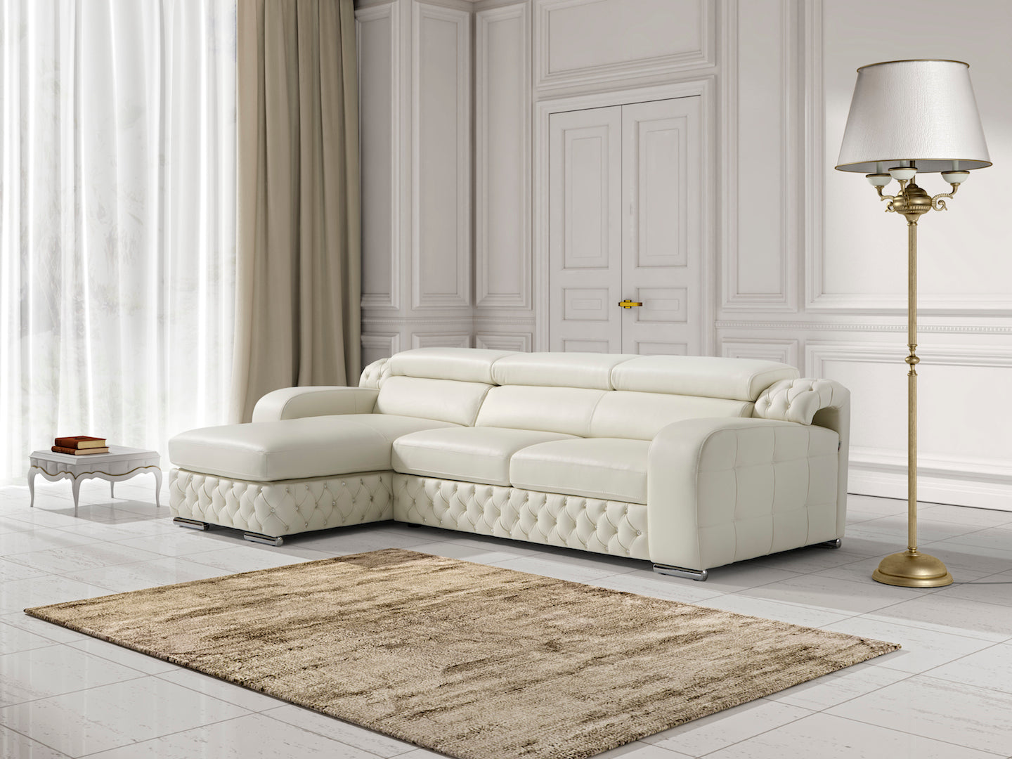 Italian Leather Sofas in Doncaster