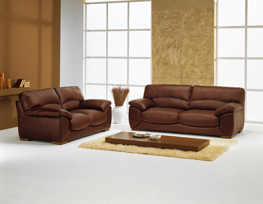 Italian Leather Sofas in Kirk Sandall