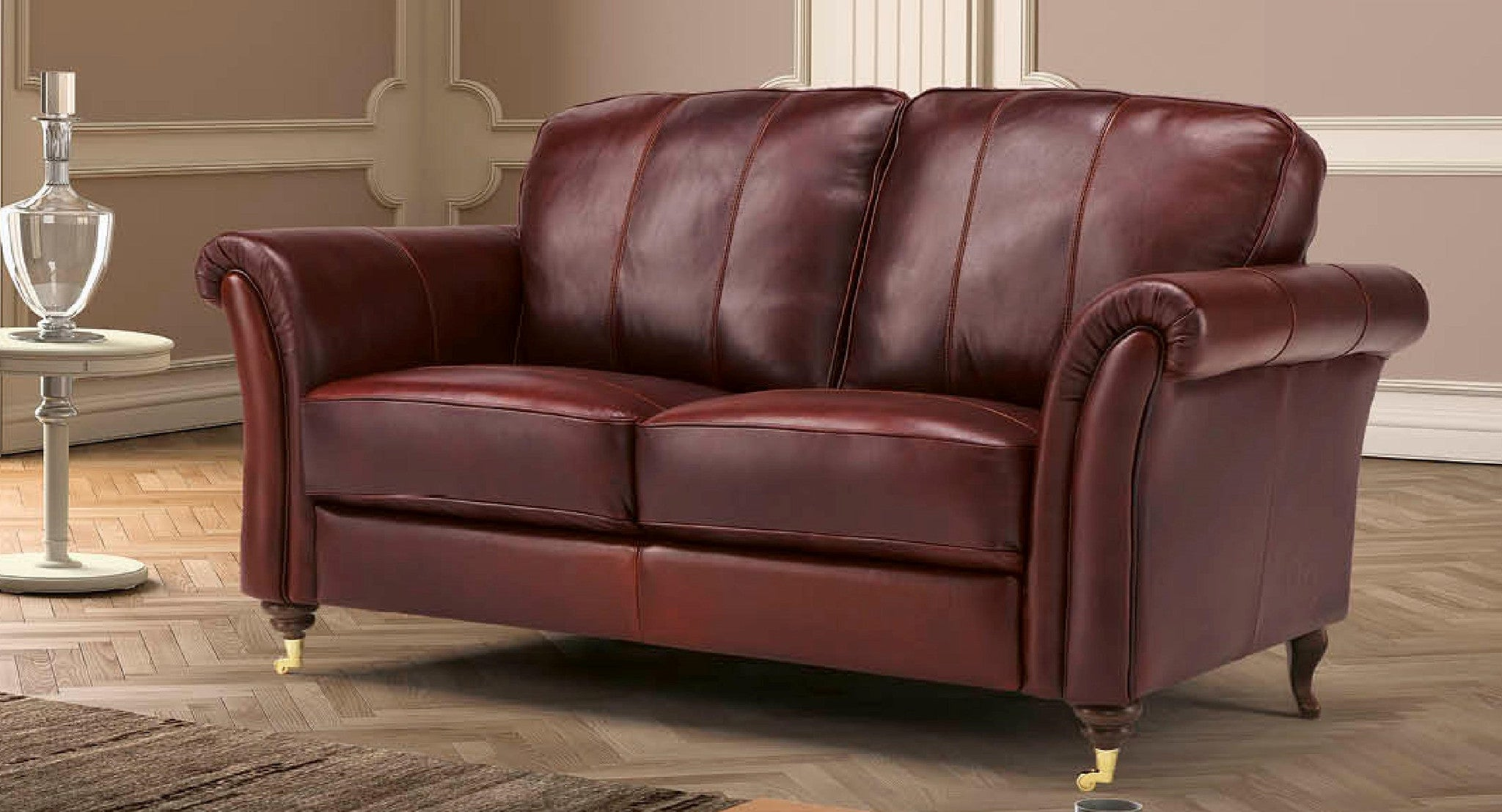 Italian Leather Sofas in Bolsover