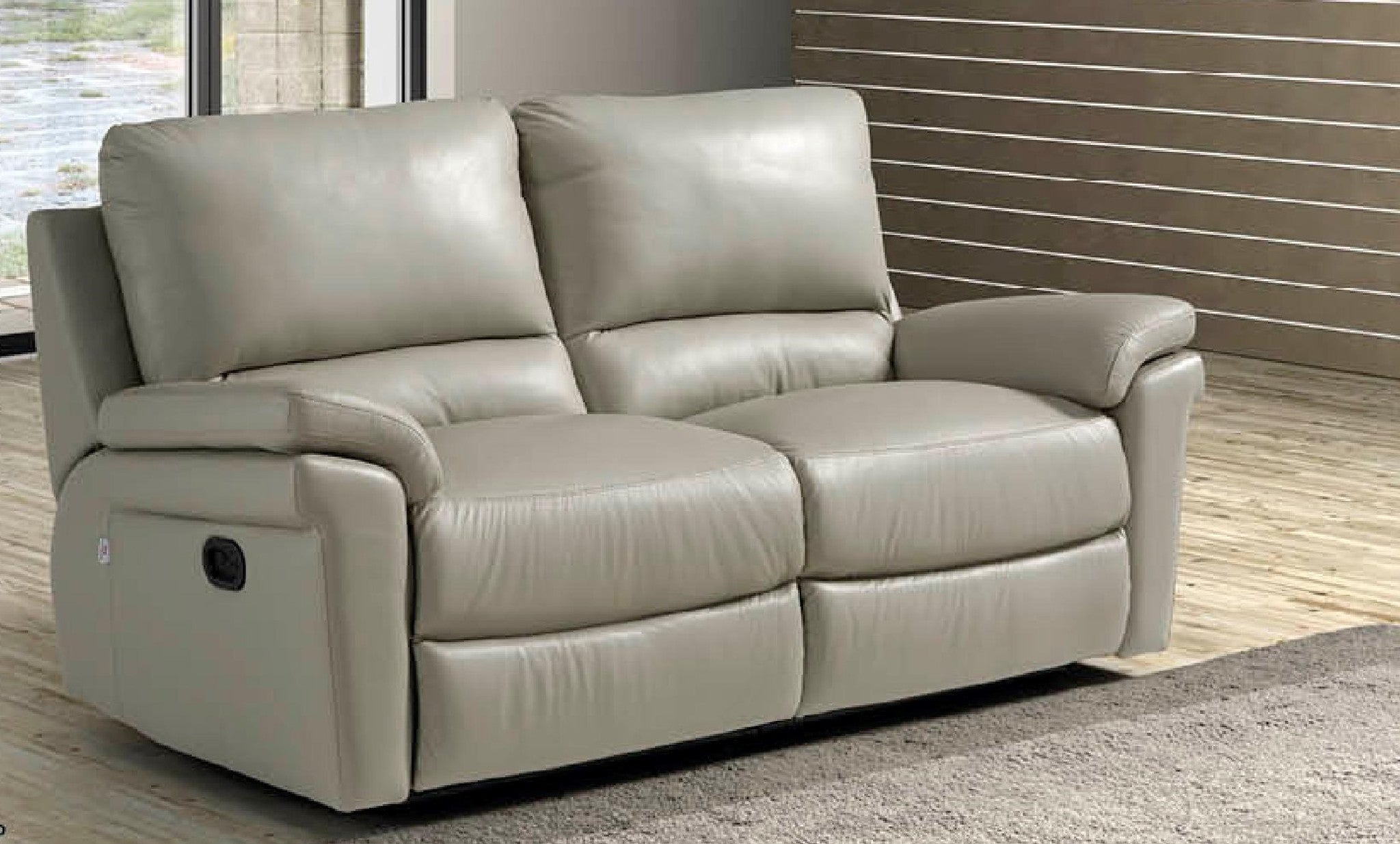 Italian Leather Sofas in Mansfield