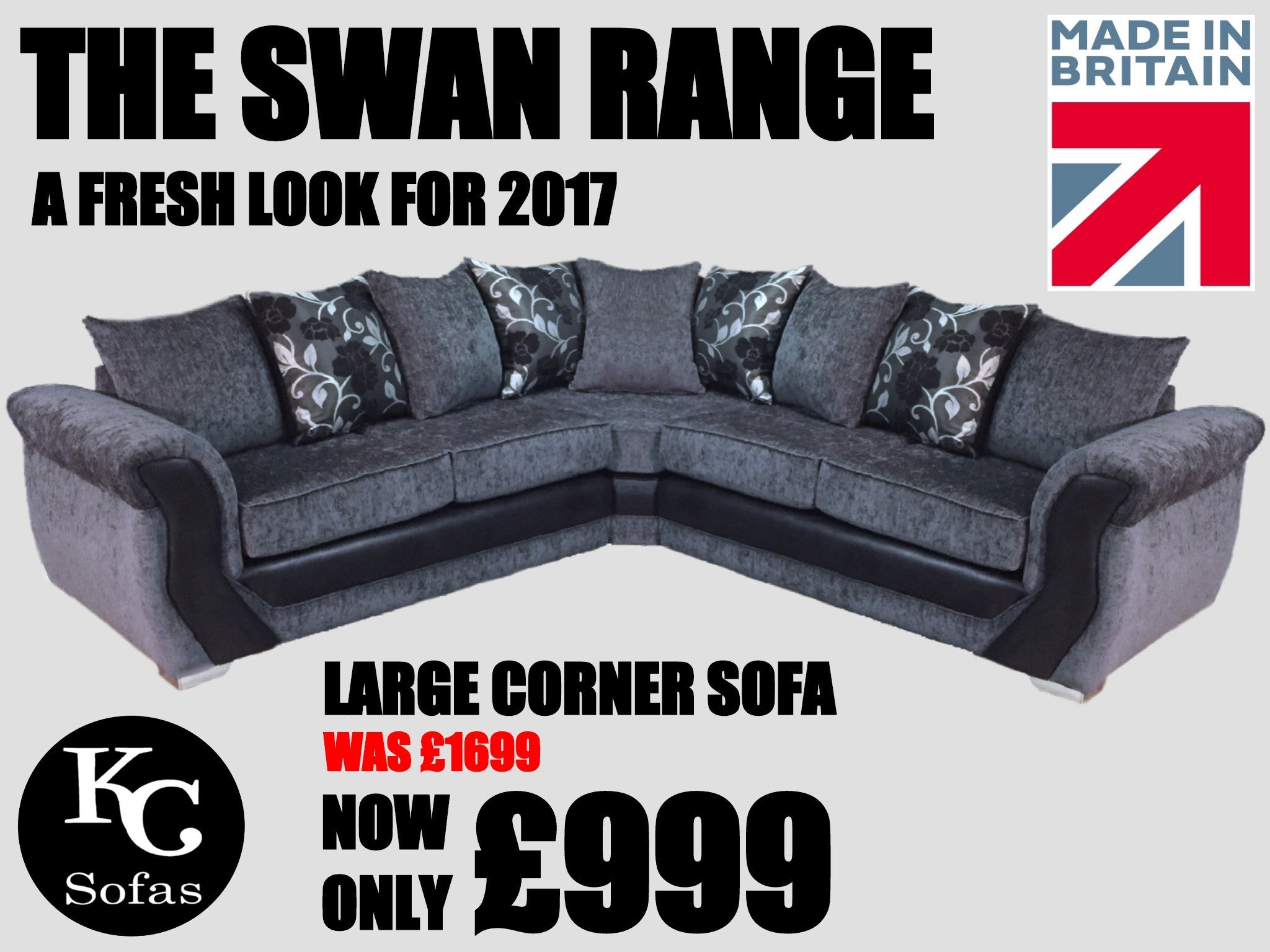 KC Sofas Discount Sofas in Skegness