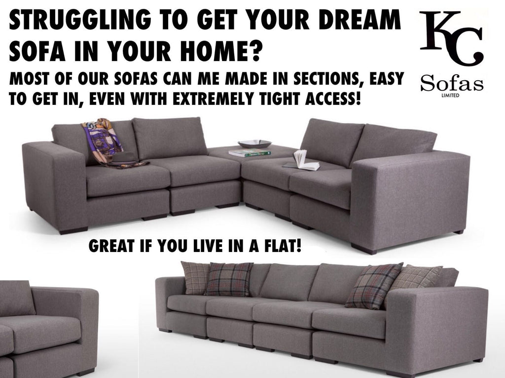 Almost All Of Our Ranges Of Sofas Can Be Made Into Different Sections,  Ranging From Just A Simple Two Seater Sofa Design To A Full Large Corner  Sofa For ...