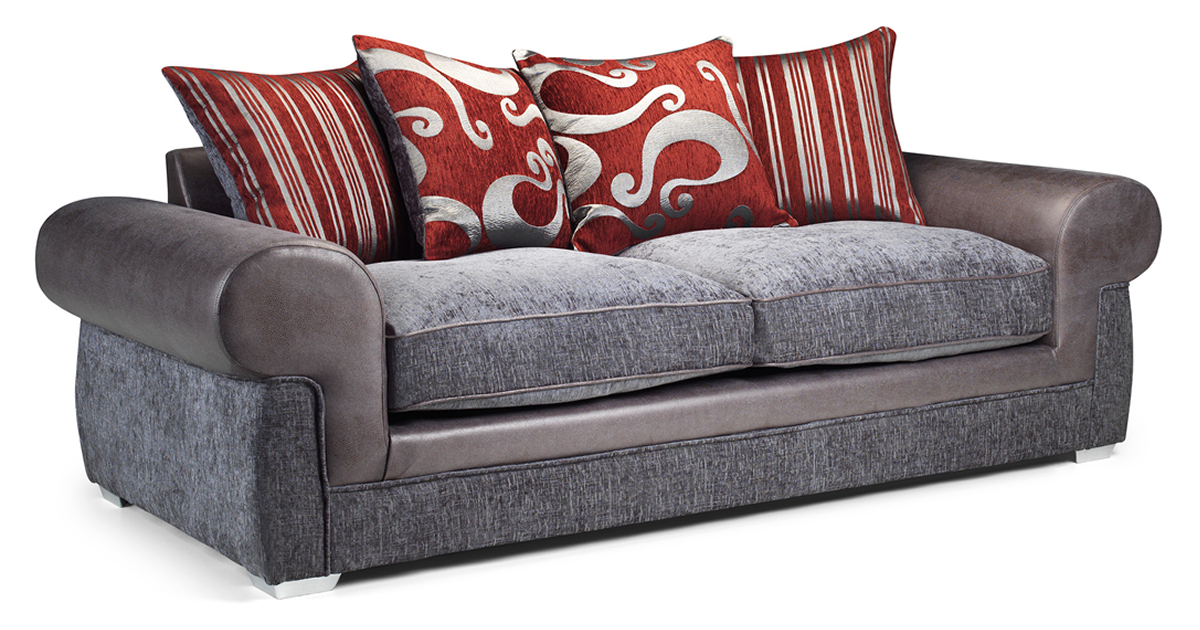 Fabric Sofas in Knottingley