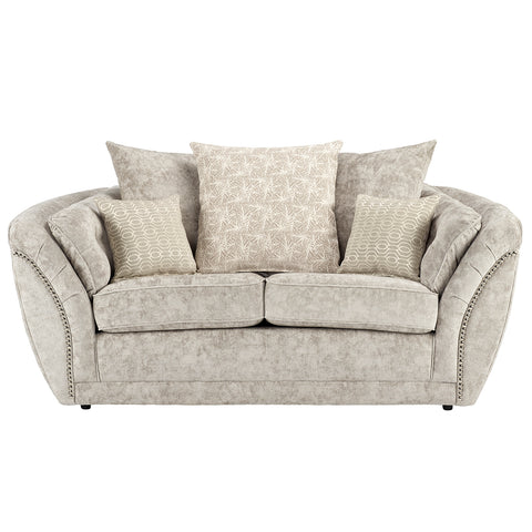 Isabelle 2 Seater Pillow Back Sofa 2 Seater Sofas- KC Sofas