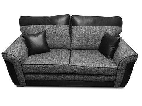 Manhattan 3 Seater Formal Back Sofa 3 Seater Sofas- KC Sofas