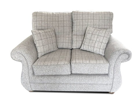 Washington 2 Seater Formal Back Sofa 2 Seater Sofas- KC Sofas