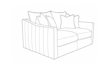 Blaise 2 Seater Sofa