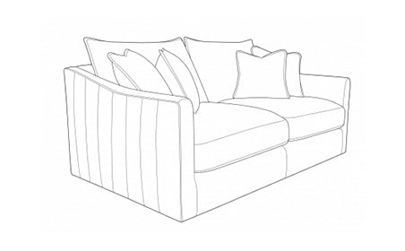 Blaise 3 Seater Sofa