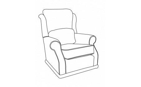 Balmoral Manual Reclining Chair