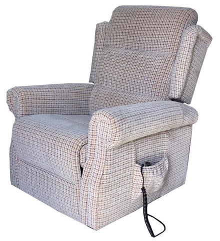 Bradley Lift & Rise Electric Reclining Chair Chairs- KC Sofas